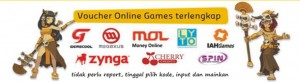 Beli Vocher Game Murah