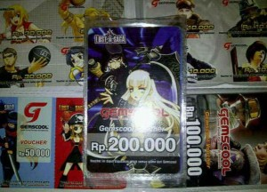 Voucher Game Champion Pulsa